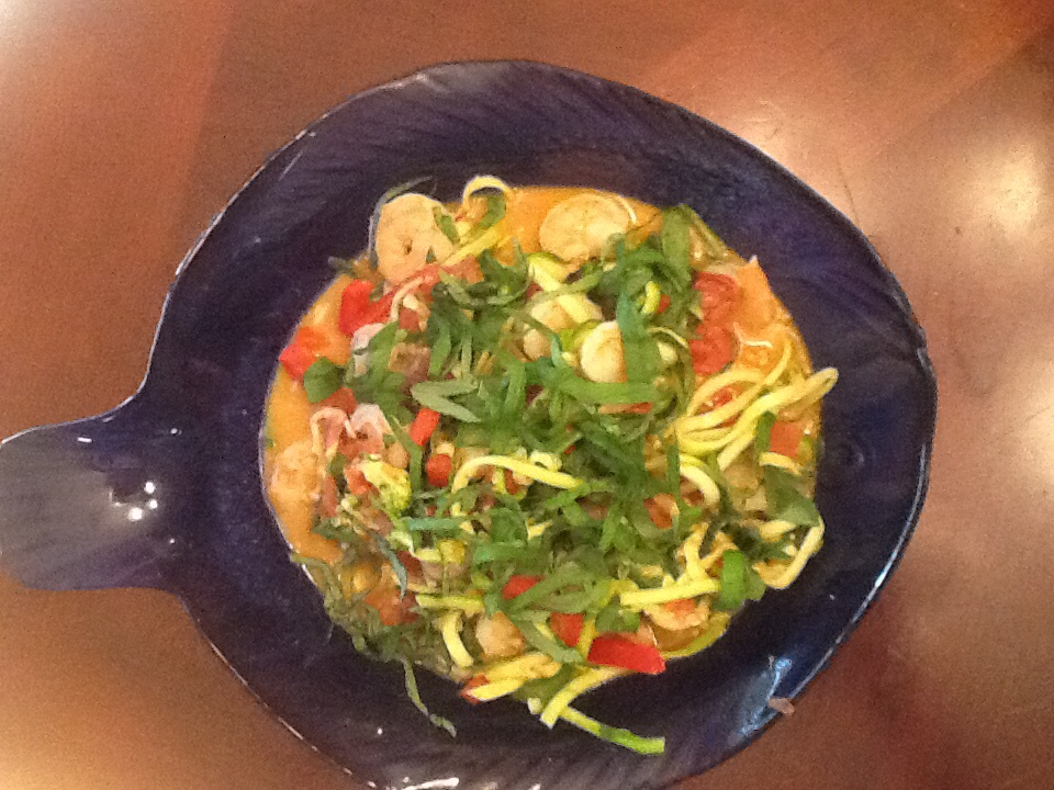 Zucchini Spaghetti (4/4)